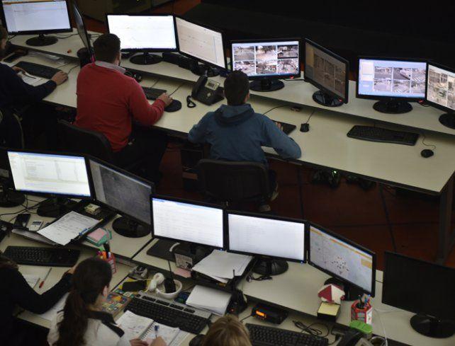 Control. En marzo se prevé que habrá monitoreo sobre 1.300 espacios.