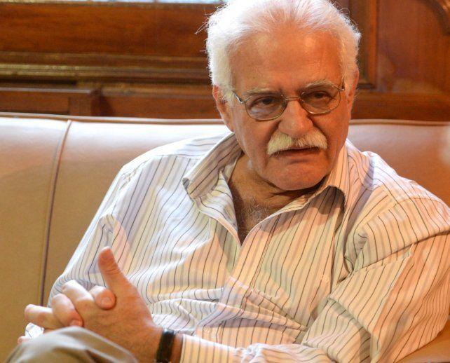 Pignanelli no tuvo piedad con el exministro de Economía:Nos entregó sin vaselina