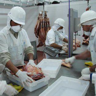 Caen las ventas al exterior de carne vacuna.