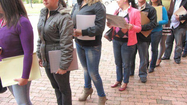 Los números demuestran que desde que empezó el año unas 19 mil personas fueron despedidas en promedio por mes.