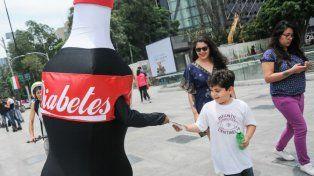 Disfraz. Campaña pública en México
