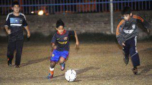 Inclusión. El proyecto tiene como finalidad que más chicos practiquen un deporte.