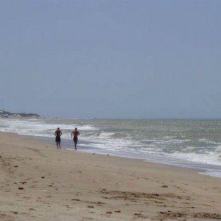 La adolescente fue trasladada a un centro asistencial de Playa Serena, en el norte de Mar del Plata.