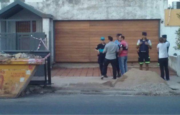 El episodio ocurrió en el barrio Urca de la ciudad de Córdoba