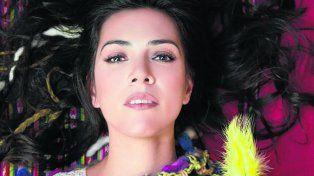 Música de raíz. La cantante muestra los temas de su disco Bien alegres.