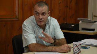El jefe. Alejandro Druetta estuvo a cargo del operativo de detención de Orozco y ahora es titular de Inteligencia de Drogas.