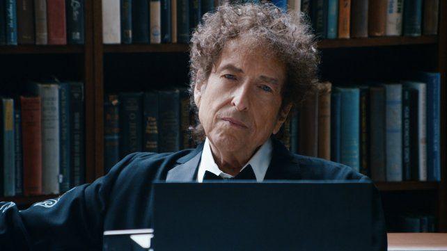 El músico y compositor Bon Dylan.