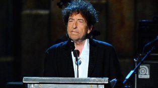 Bob Dylan ganó el Premio Nobel de Literatura por crear una expresión poética en la canción