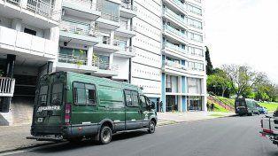 Investigación. Hubo operativos en distintas zonas de Rosario.