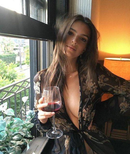 Emily Ratajkowski, un diamante de la belleza que hace soñar a sus seguidores de Instagram