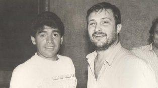 El periodista Aldo Marinozzi