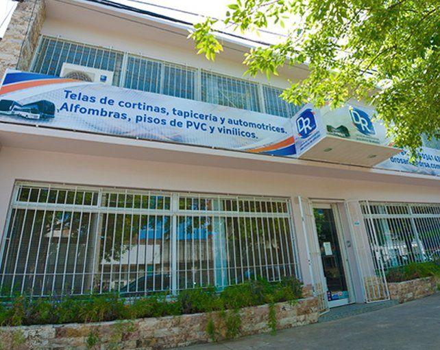 El asalto se dio en el local comercial ubicado en Riobamba al 3300.