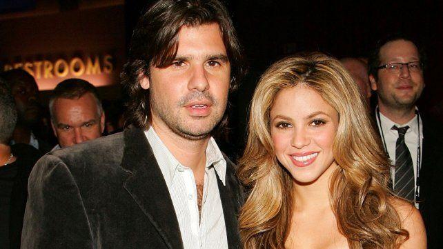 Shakira fue pareja de Antonito De la Rúa antes de conocer a Piqué.
