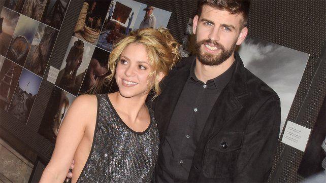 Shakira y Piqué tuvieron dos hijos y llevan seis años de relación.