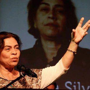 Fátima Silva aseguró que los organismos financieros pretenden hacer del sector educativo un bien comerciable.