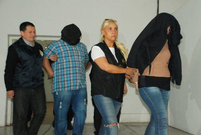 Los diez detenidos en la megacausa fueron imputados.