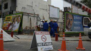 La empresa Litoral Gas ya no realiza extensión de redes y los edificios deben hacerse cargo de una obra millonaria.