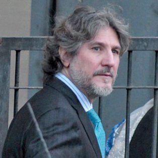 Boudou negó tener miedo de ir preso durante una charla en Santa Fe.