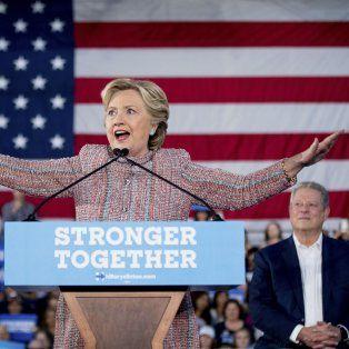 No se habla. Ni Hillary ni Trump tocaron el delicado tema durante la campaña electoral que termina en un mes.
