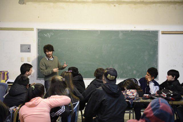 A rendir. La evaluación alcanzará a todos los alumnos del 5º año del secundario y algunos de 2º año; y en la primaria a todos los de 6º grado