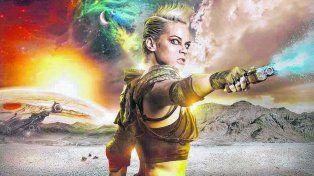 Luz Cipriota se rapó la cabeza para preparar el personaje de Altea