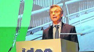 Orgullo y prejuicio. El presidente Maurico Macri fue recibido por los empresarios de Idea como su líder político. Pero él les pidió un compromiso más concreto.