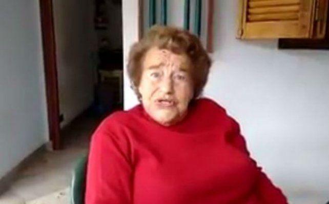 Esa a la que todos nombran, el video de la mamá de Héctor Baldassi por el Día de la Madre