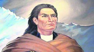Juan Bautista Tupac Amaru. El hermano del líder de la rebelión andinavivió en Buenos Aires entre 1822 y 1827.