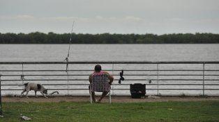 Rosario amaneció con cielo nublado y probabilidad de lluvias.