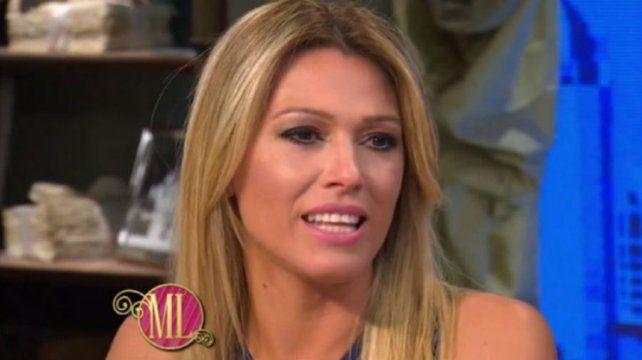 Coki Ramírez reveló que Tinelli la bloqueó en WhatsApp y recordó cuando estuvieron enamorados