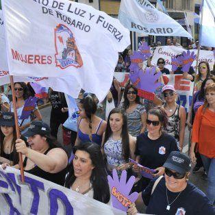 Las mujeres, movilizadas en la marcha Ni una menos de noviembre de 2015.