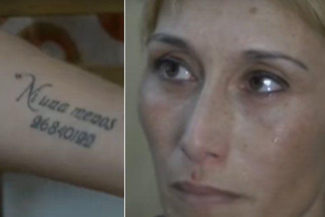 El calvario de Jimena tras denunciar a su ex por violencia de género. (Captura Canal 3).