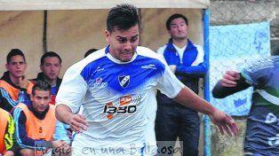 Cumplió. Tedesco se hizo presente ante Ituzaingó. Argentino jugó bien y festejó.