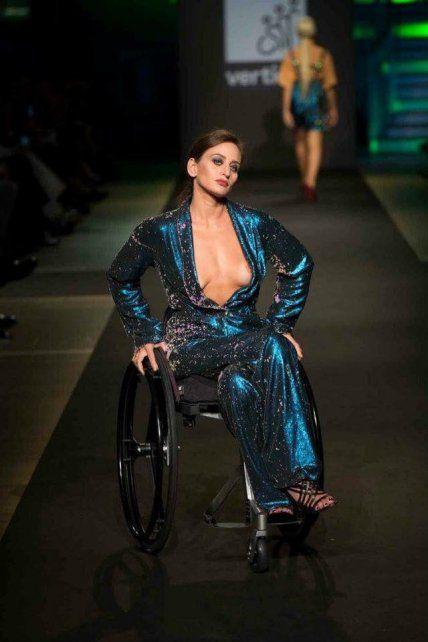 El apoyo que recibió Manuela Migliaccio fue masivo