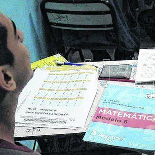 En análisis. En la cartera educativa de la provincia recordaron que las consultas son anónimas.