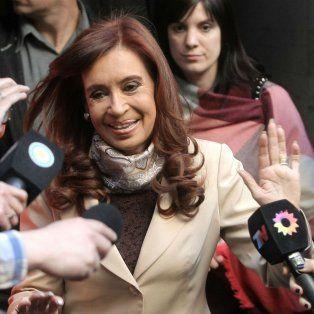El juez federal Julián Ercolini ratificó la convocatoria a indagatoria de la expresidenta Cristina Fernández.