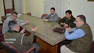 Efectivos. En la reunión se dijo que el escuadrón tendrá unos 50 integrantes.