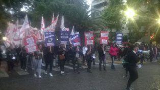 Una multitud participó de la histórica marcha #NiUnaMenos contra la violencia de género