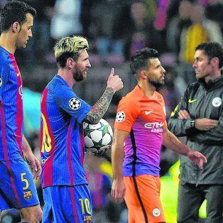 El dueño de la pelota. Leo logró llevársela tras un partido por 41ª vez, 37 con la camiseta de Barcelona. La 7ª en la Champions.