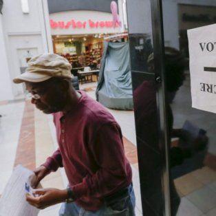 avanza el voto anticipado en las elecciones de estados unidos