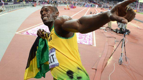 Usain Bolt anunció su retirada y presentó el tráiler sobre el documental de su vida