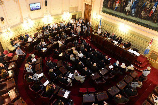 Los legisladores le dieron media sanción al proyecto por abrumadora mayoría al proyecto que se trato bajo tablas. (Foto de archivo)