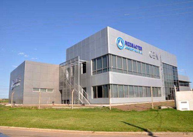 En Pergamino. La empresa Rizobacter es líder en microbiología.