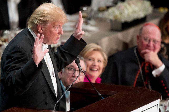 Trump reiteró que sólo admitirá una victoria en las elecciones