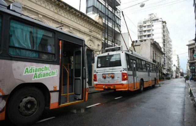 Piden por el tendido de la línea M del trole en el marco de las obras en avenida San Martín