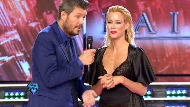 Nicole admitió que el Bailando atenta contra las parejas: La gran familia se arma acá