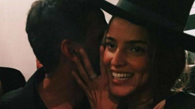 Calu Rivero se mostró muy romántica con un hombre y hasta publicó fotos acarmelada