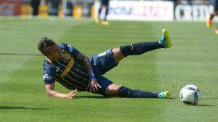 Montoya se lesionó frente a Estudiantes y es baja para el clásico rosarino.