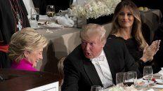 El debate. Muchos gestos, pocas ideas. Trump y Clinton no se sacaron muchas diferencias.