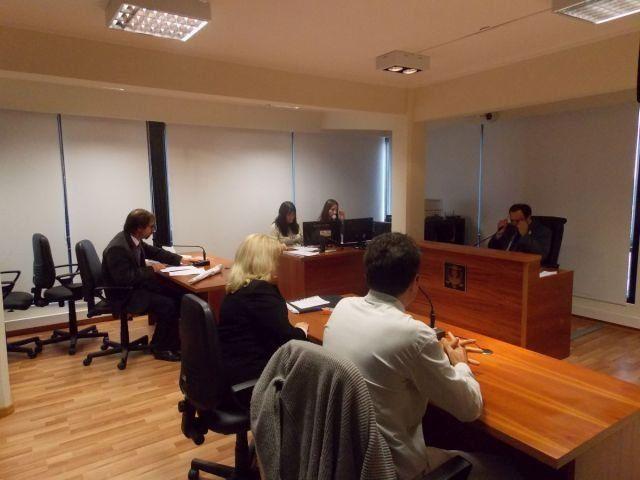 Audiencia. El ex edil escuchó la decisión en los tribunales de San Jorge.